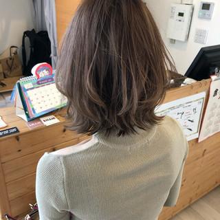 フェミニン ショートボブ 大人かわいい かわいい ヘアスタイルや髪型の写真・画像