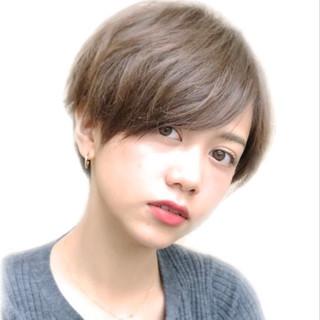 ショート 小顔ショート 30代 長澤まさみ ヘアスタイルや髪型の写真・画像