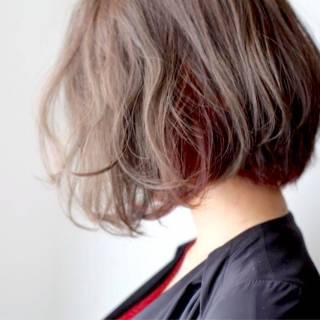 大人かわいい パーマ フェミニン こなれ感 ヘアスタイルや髪型の写真・画像