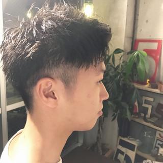 ボーイッシュ モテ髪 ストリート 刈り上げ ヘアスタイルや髪型の写真・画像
