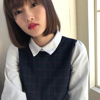 オフィス デート ヘアアレンジ モード ヘアスタイルや髪型の写真・画像