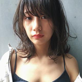 ヘアアレンジ 前髪あり フェミニン デート ヘアスタイルや髪型の写真・画像