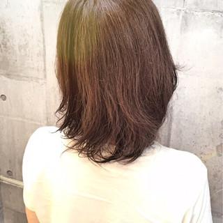 ナチュラル 外国人風カラー 秋 透明感 ヘアスタイルや髪型の写真・画像