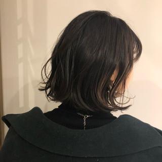 ヘアアレンジ デート ボブ 簡単ヘアアレンジ ヘアスタイルや髪型の写真・画像