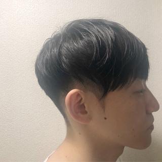 黒髪 メンズショート ストリート メンズヘア ヘアスタイルや髪型の写真・画像