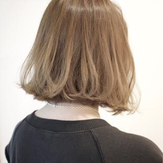 ダブルカラー 外国人風カラー 外ハネ ストリート ヘアスタイルや髪型の写真・画像