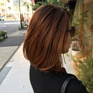 上品 エレガント ミディアム 女子力 ヘアスタイルや髪型の写真・画像