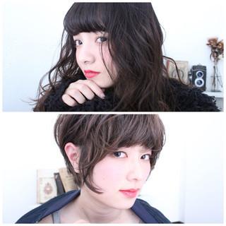 大人女子 ナチュラル 小顔 こなれ感 ヘアスタイルや髪型の写真・画像