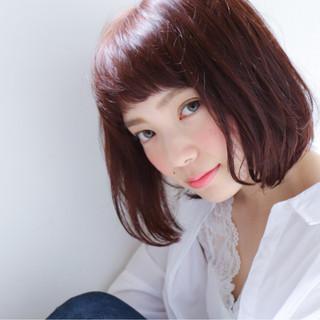 色気 ナチュラル 秋 透明感 ヘアスタイルや髪型の写真・画像