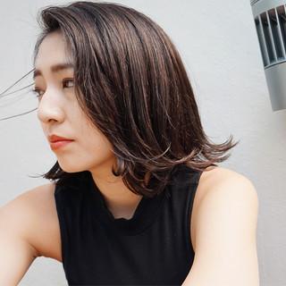 外国人風 かっこいい 色気 アッシュ ヘアスタイルや髪型の写真・画像