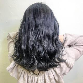 エレガント ダブルカラー 外国人風カラー グレージュ ヘアスタイルや髪型の写真・画像