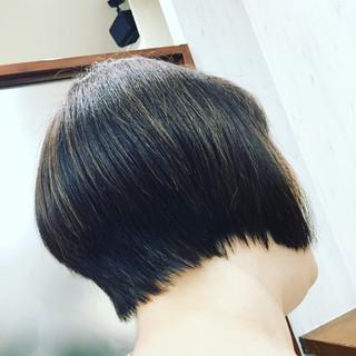 かっこいい 大人女子 ハイライト 外国人風カラー ヘアスタイルや髪型の写真・画像