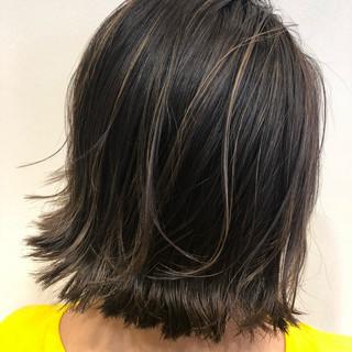ナチュラル オフィス 黒髪 スポーツ ヘアスタイルや髪型の写真・画像