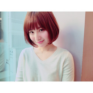 色気 パーマ 小顔 ニュアンス ヘアスタイルや髪型の写真・画像