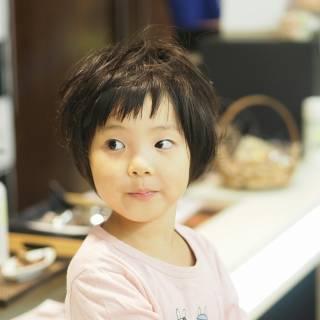 モテ髪 子供 愛され かわいい ヘアスタイルや髪型の写真・画像