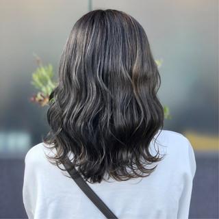エフォートレス フェミニン ミディアム 女子力 ヘアスタイルや髪型の写真・画像