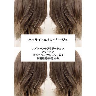 透明感カラー ナチュラル 切りっぱなしボブ 外国人風カラー ヘアスタイルや髪型の写真・画像