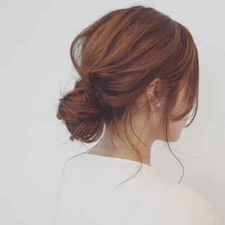 簡単ヘアアレンジ アウトドア 涼しげ 夏 ヘアスタイルや髪型の写真・画像