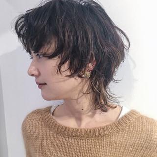 外国人風 簡単 大人かわいい パーマ ヘアスタイルや髪型の写真・画像