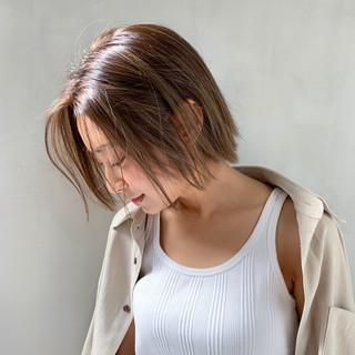ショートヘア コスメ・メイク メイク ボブ ヘアスタイルや髪型の写真・画像