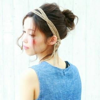 ショート フェミニン 大人かわいい 夏 ヘアスタイルや髪型の写真・画像
