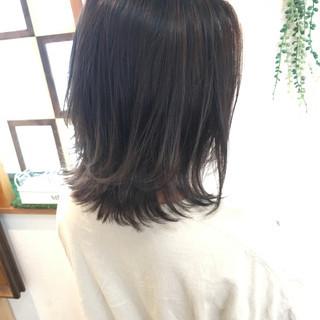 大人かわいい ナチュラル かわいい 透明感 ヘアスタイルや髪型の写真・画像