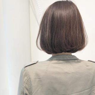 大人女子 ショート 小顔 ボブ ヘアスタイルや髪型の写真・画像
