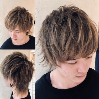 メンズヘア ナチュラル ショート メンズ ヘアスタイルや髪型の写真・画像