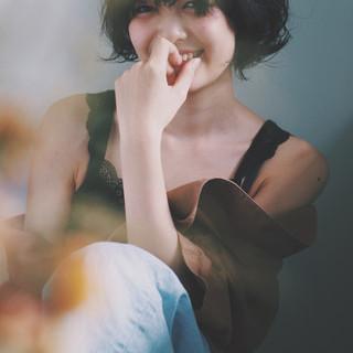 ゆるふわ ヘアアレンジ 涼しげ 夏 ヘアスタイルや髪型の写真・画像