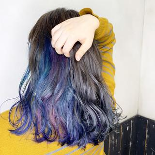 デート アウトドア ヘアアレンジ ストリート ヘアスタイルや髪型の写真・画像