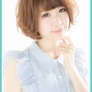 モテ髪 コンサバ フェミニン 大人かわいい ヘアスタイルや髪型の写真・画像