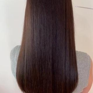 ナチュラル 髪質改善 髪質改善トリートメント トリートメント ヘアスタイルや髪型の写真・画像