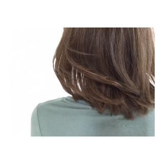外国人風 暗髪 ボブ 大人かわいい ヘアスタイルや髪型の写真・画像