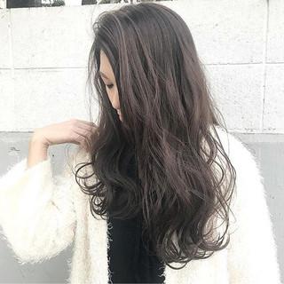 アンニュイ 上品 冬 透明感 ヘアスタイルや髪型の写真・画像