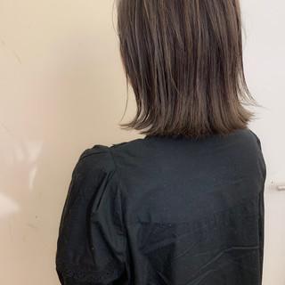 ボブ ショートボブ アンニュイほつれヘア 大人かわいい ヘアスタイルや髪型の写真・画像