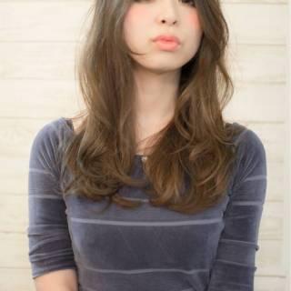 大人女子 大人かわいい 愛され ウェーブ ヘアスタイルや髪型の写真・画像
