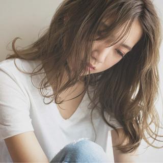 寝癖 爽やか ブラウン かわいい ヘアスタイルや髪型の写真・画像