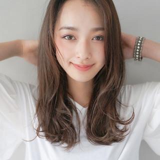 毛先パーマ デジタルパーマ 外人風パーマ 外国人風カラー ヘアスタイルや髪型の写真・画像