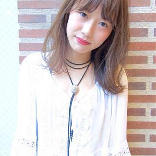 外国人風 ブラウン グラデーションカラー ストリート ヘアスタイルや髪型の写真・画像