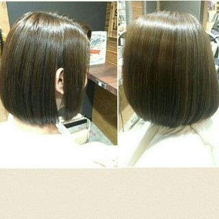 大人かわいい 色気 コンサバ ボブ ヘアスタイルや髪型の写真・画像