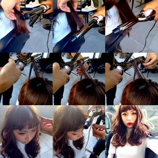 ストリート セミロング 暗髪 モード ヘアスタイルや髪型の写真・画像