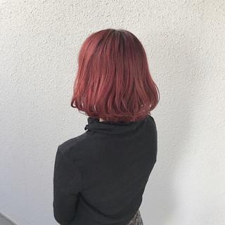 ハイトーン フェミニン 外国人風カラー 外国人風 ヘアスタイルや髪型の写真・画像