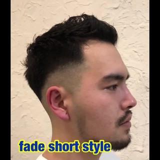 ショート ボーイッシュ 刈り上げ メンズ ヘアスタイルや髪型の写真・画像
