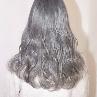 ストリート 冬 ハロウィン 透明感 ヘアスタイルや髪型の写真・画像