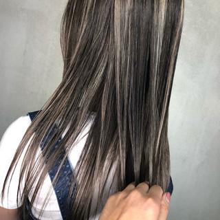 ナチュラル スポーツ 外国人風カラー ハイライト ヘアスタイルや髪型の写真・画像