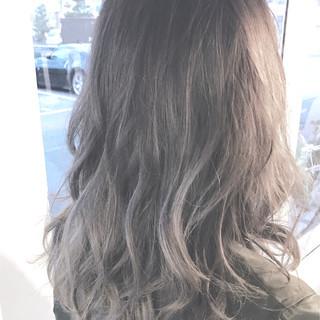 色気 ストリート ボブ グラデーションカラー ヘアスタイルや髪型の写真・画像