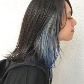 ブリーチ 秋 外国人風 ブルージュ ヘアスタイルや髪型の写真・画像