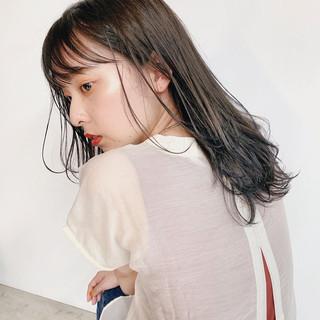 大人ミディアム ミディアム 透明感カラー ショートボブ ヘアスタイルや髪型の写真・画像