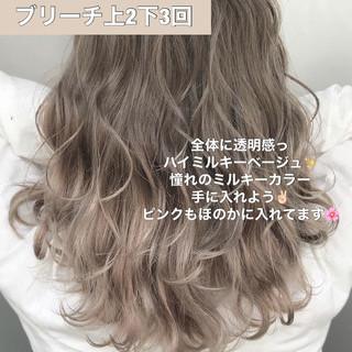 ロング モテ髪 エレガント 簡単ヘアアレンジ ヘアスタイルや髪型の写真・画像