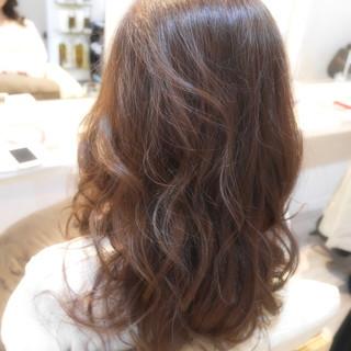 抜け感 上品 フェミニン かわいい ヘアスタイルや髪型の写真・画像